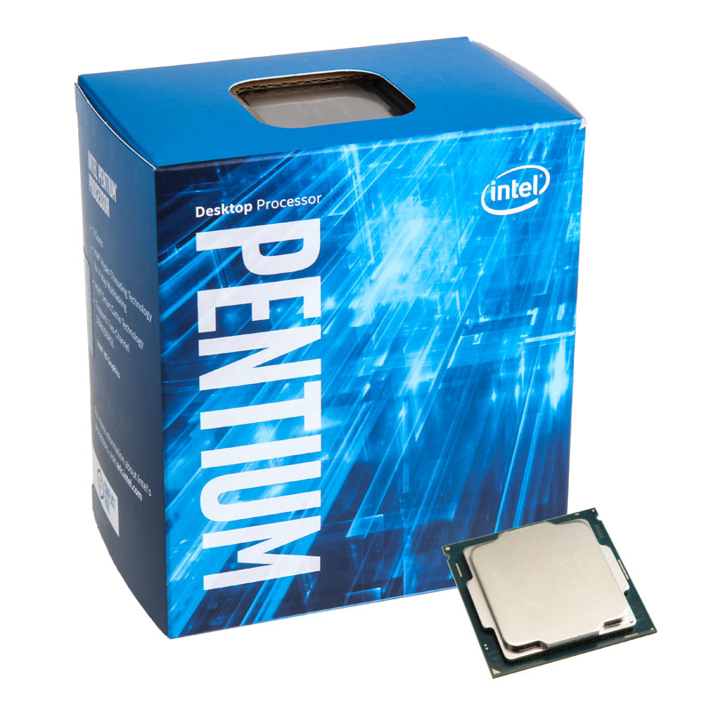 Intel Pentium G4560, 2x 3.50GHz, Dual-Core Prozessor, Boxed, Sockel 1151 -- TRAY