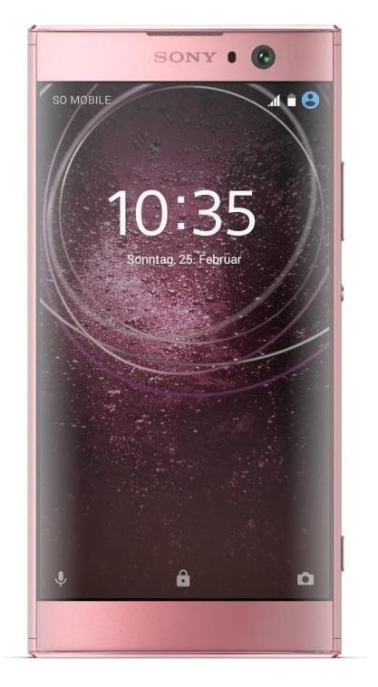 Sony XPERIA XA2 Smartphone (13,2 cm (5,2 Zoll) Full HD Display, 32 GB Speicher, 3 GB RAM, Android 8.0) Pink