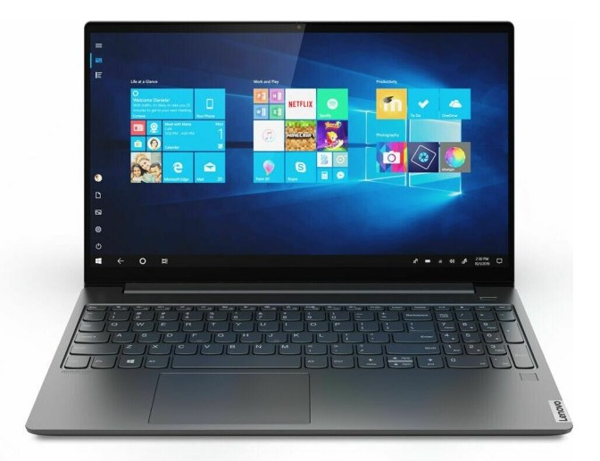 Lenovo Yoga S740-15IRH Notebook, 15.6 Zoll Full-HD, Intel Core i7-9750H, 16GB RAM, 1TB SSD, GTX 1650, Windows 10 Pro
