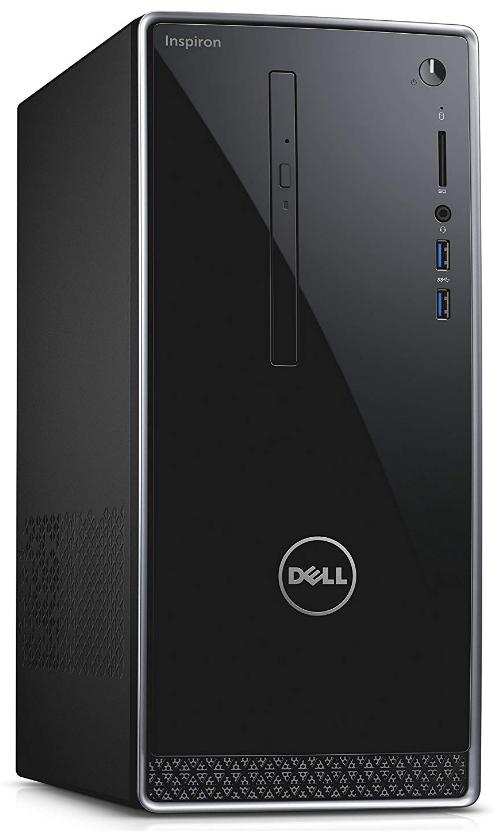 Dell Inspiron 3662-VTCD2, PC, Intel Pentium J4205, 8GB RAM, 1TB HDD, DVD-RW, WLAN/BT, Windows 10