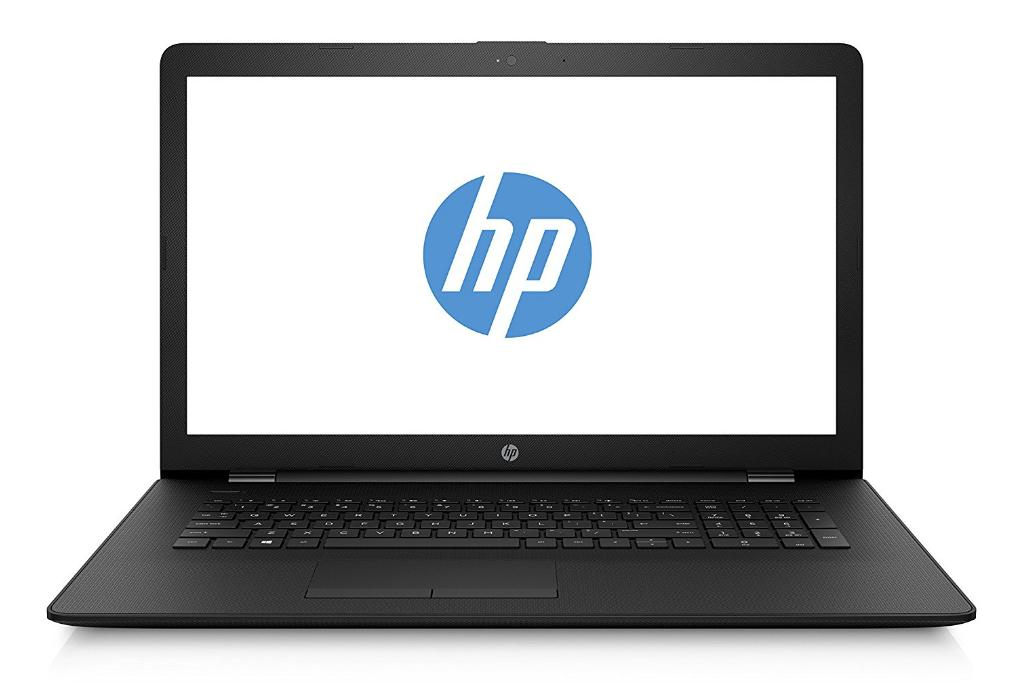 Hewlett Packard (HP) 17-bs048ng 2CP87EA 43,9 cm (17,3 Zoll) Notebook (Intel Pentium N3710, 4 GB RAM, 1 TB HDD, Intel HD-Grafikkarte 620, Windows 10 Home 64) schwarz