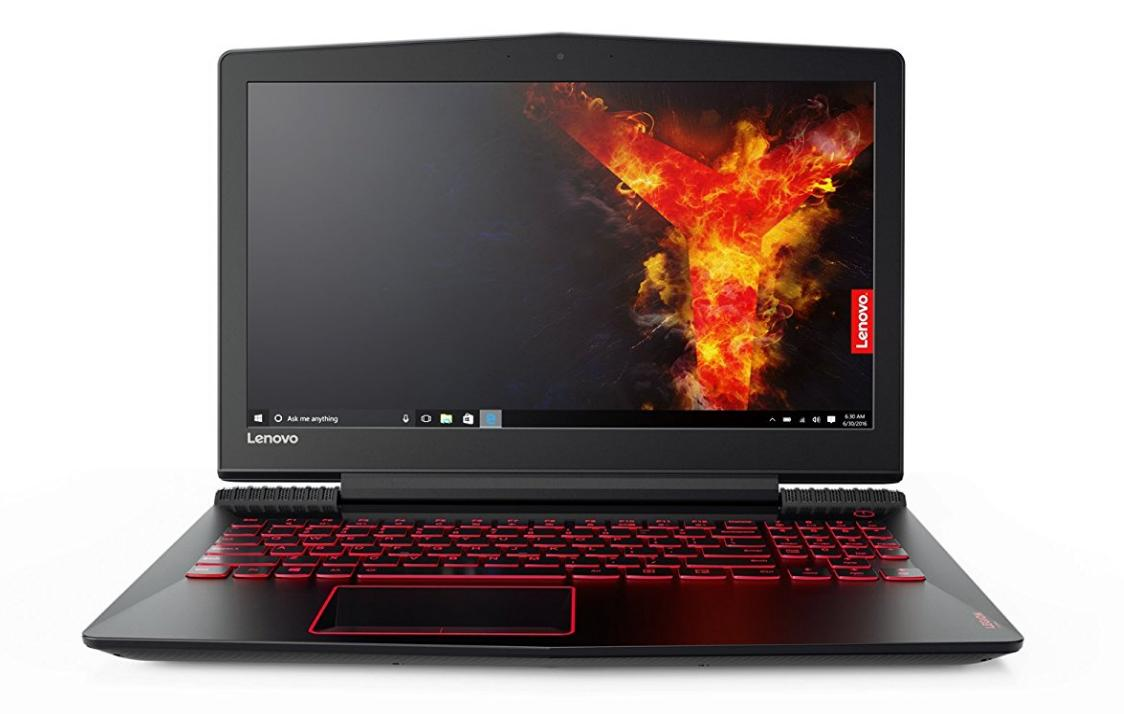 Lenovo Legion Y520-15IKBN Gaming Notebook, 15.6 Zoll Full-HD IPS, Intel Core i7-7700HQ, 8GB RAM, 128GB SSD, 1TB HDD, AMD Radeon RX 560 4GB, Windows 10