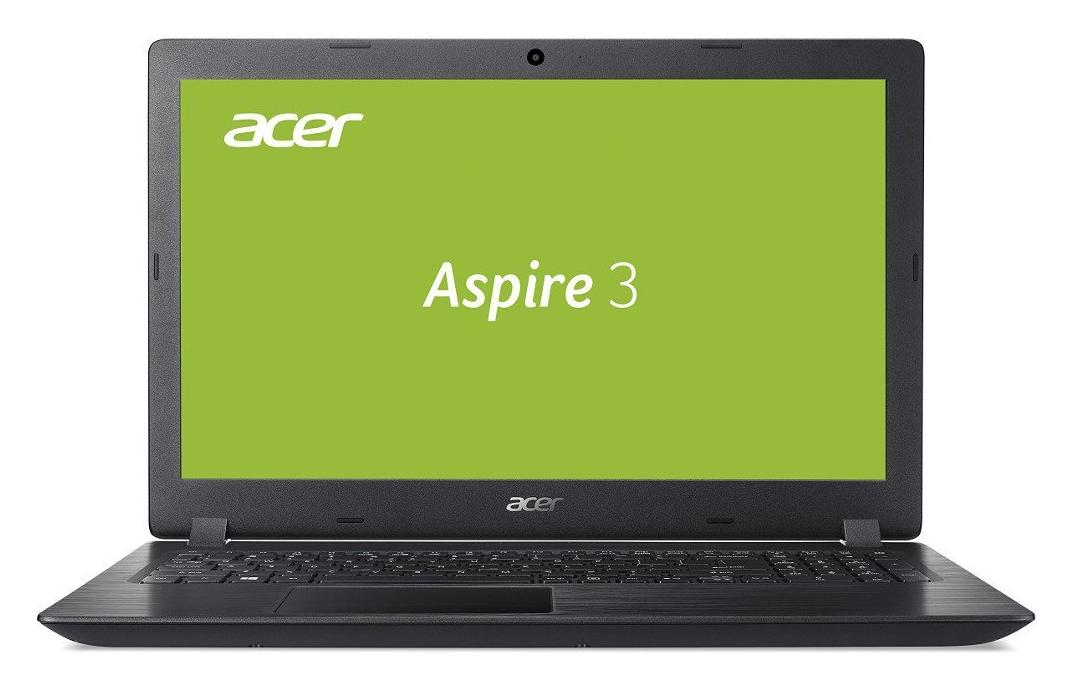 Acer Aspire 3 A315-51-39WQ Notebook, 15.6 Zoll Full-HD, Intel Core i3-6006U, 4GB RAM, 128GB SSD, 1TB HDD, Windows 10