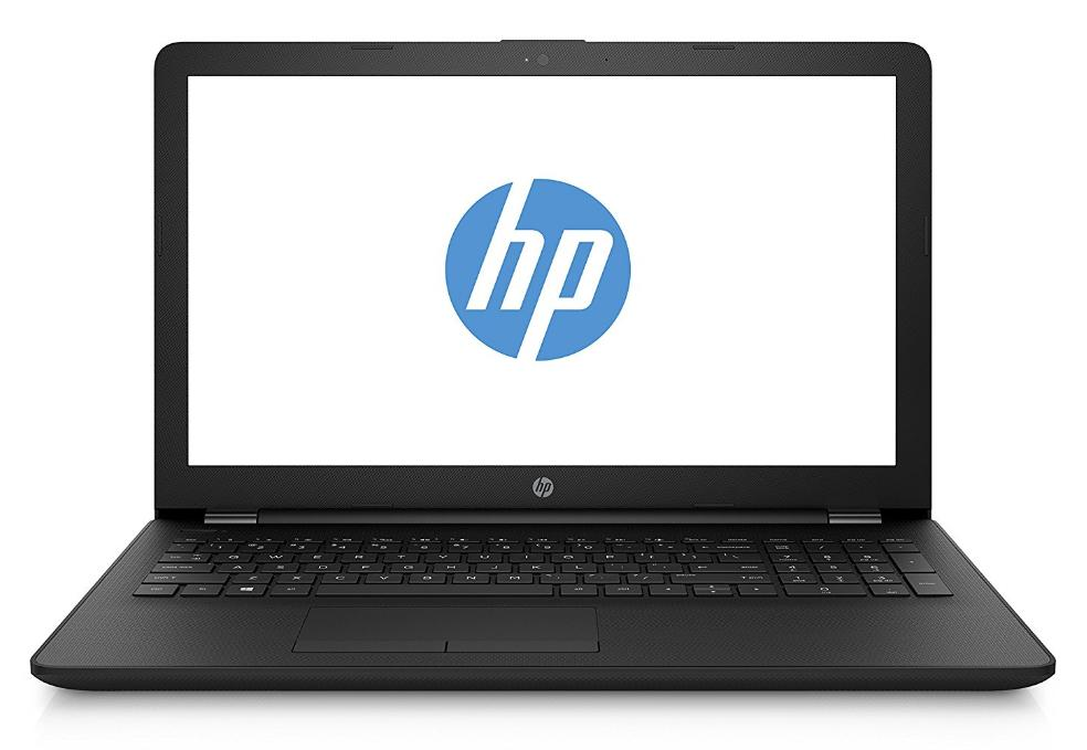 Hewlett Packard (HP) 15-bs001ng 1UQ98EA 39,6 cm (15,6 Zoll) Laptop (Intel Celeron N3060, 4 GB RAM, 1 TB HDD, Intel HD-Grafikkarte 400, Windows 10 Home 64) schwarz
