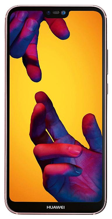 Huawei P20 lite Smartphone (14.83 cm (5.84 Zoll), 64GB interner Speicher, 4GB RAM, 16 MP Plus 2 MP Kamera, Android 8.0, EMUI 8.0) Pink