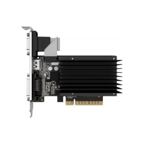 Gainward GeForce GT 710 SilentFX, 2GB DDR3, VGA, DVI, HDMI