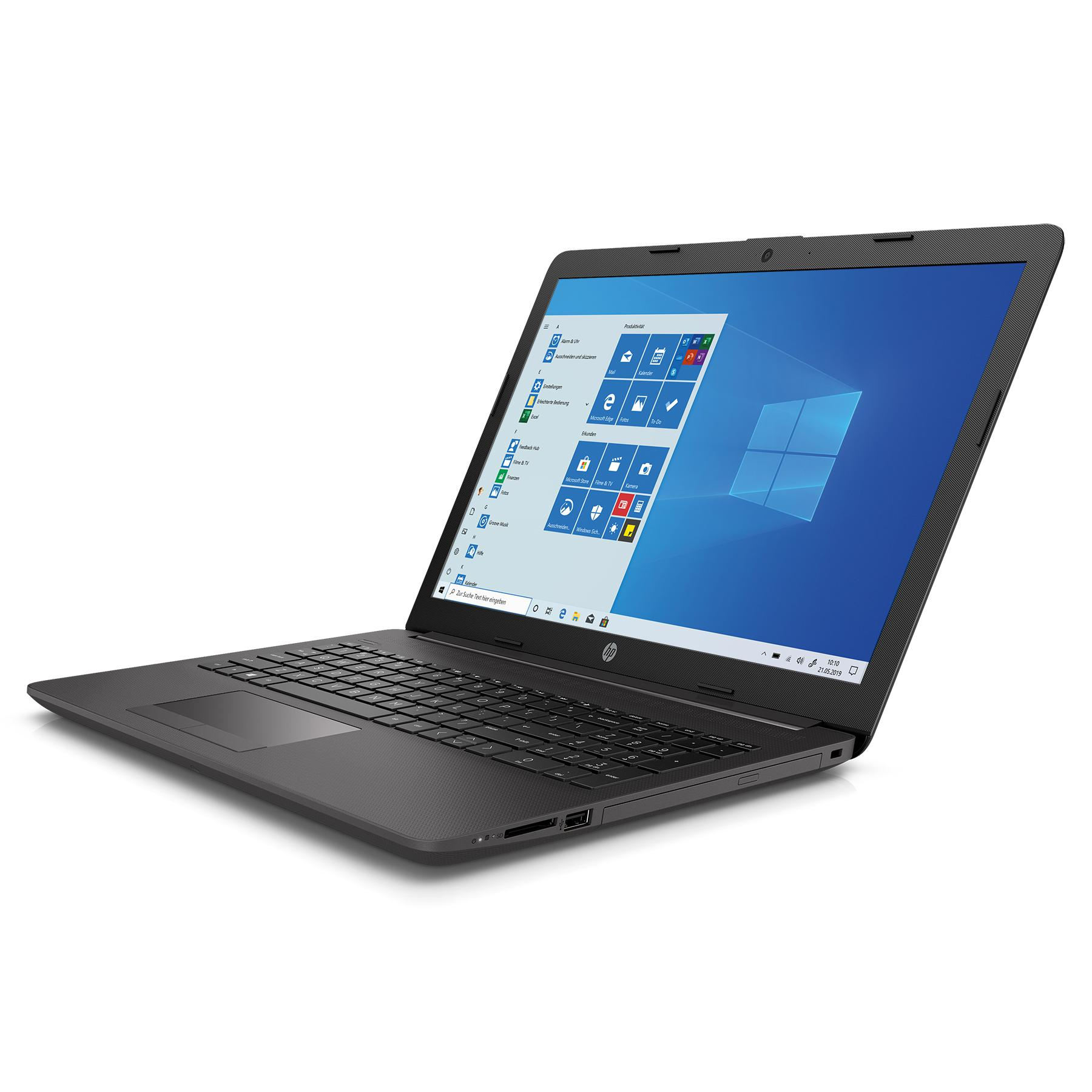Hewlett Packard (HP) 250 G7 6HM85ES 15,6 Full HD, Intel i5-8265U, 8GB RAM, 512GB SSD, DVD, Windows 10