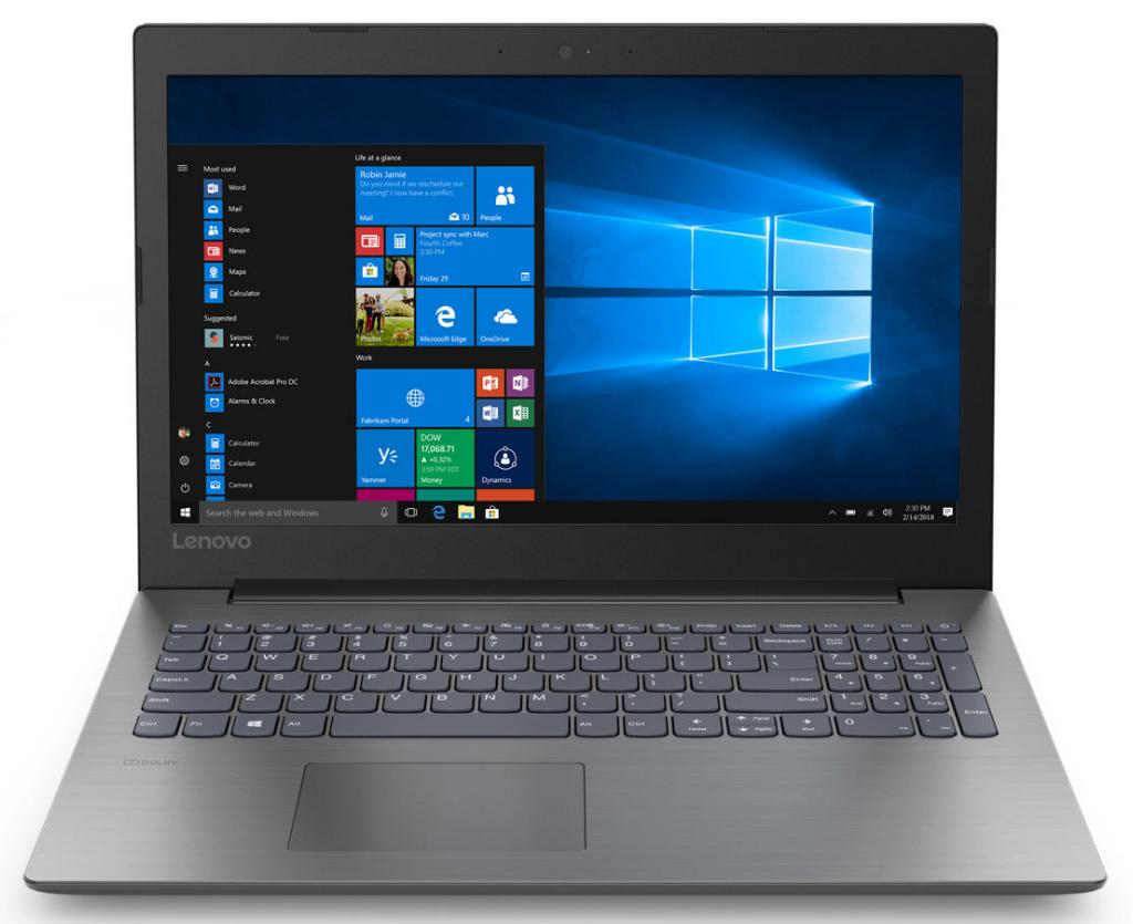 Lenovo Ideapad 330-15ARR Notebook, 15.6 Zoll Full-HD, AMD Ryzen 7 2700U, 8GB RAM, 256GB SSD, Win10