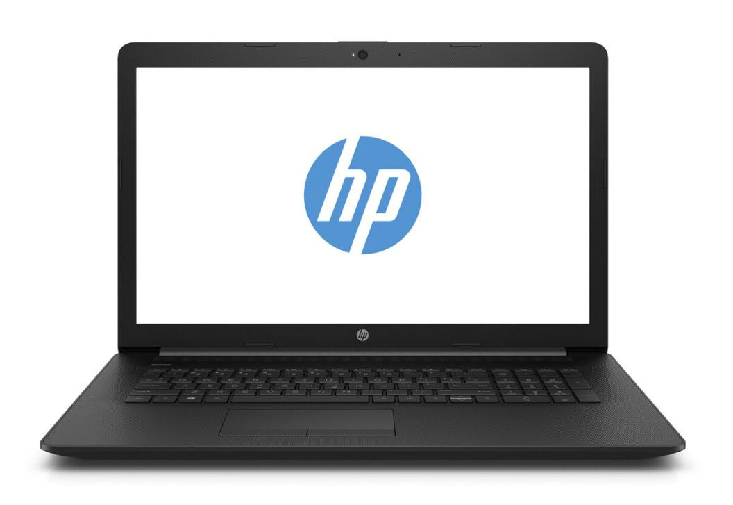 Hewlett Packard (HP) 17-by0006ng 17,3 Zoll HD+ Display, Intel Celeron N4000 Dual-Core, 8GB RAM, 256GB SSD, Win10