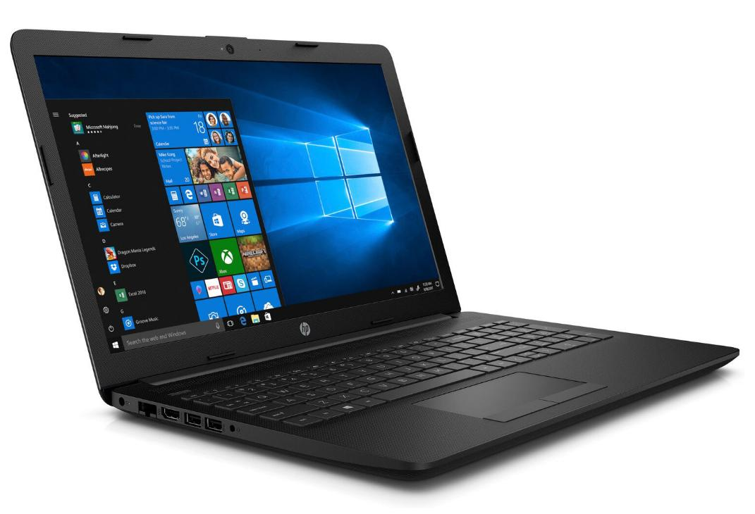 Hewlett Packard (HP) 15-da0106ng 15,6 FHD IPS, Intel Core i3 7020U, 8GB DDR4, 256 GB M.2 SSD, Win10