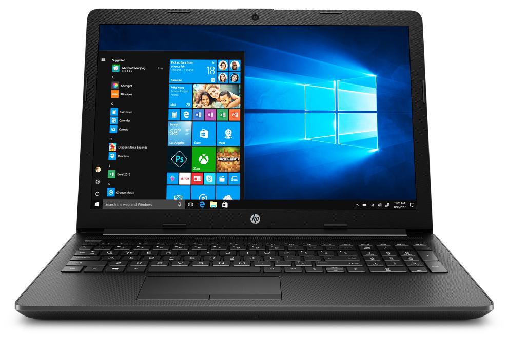 Hewlett Packard (HP) 15-db1104ng 15,6 HD, AMD Ryzen 3 3200U, 8GB RAM, 256GB SSD, DVD, Windows 10