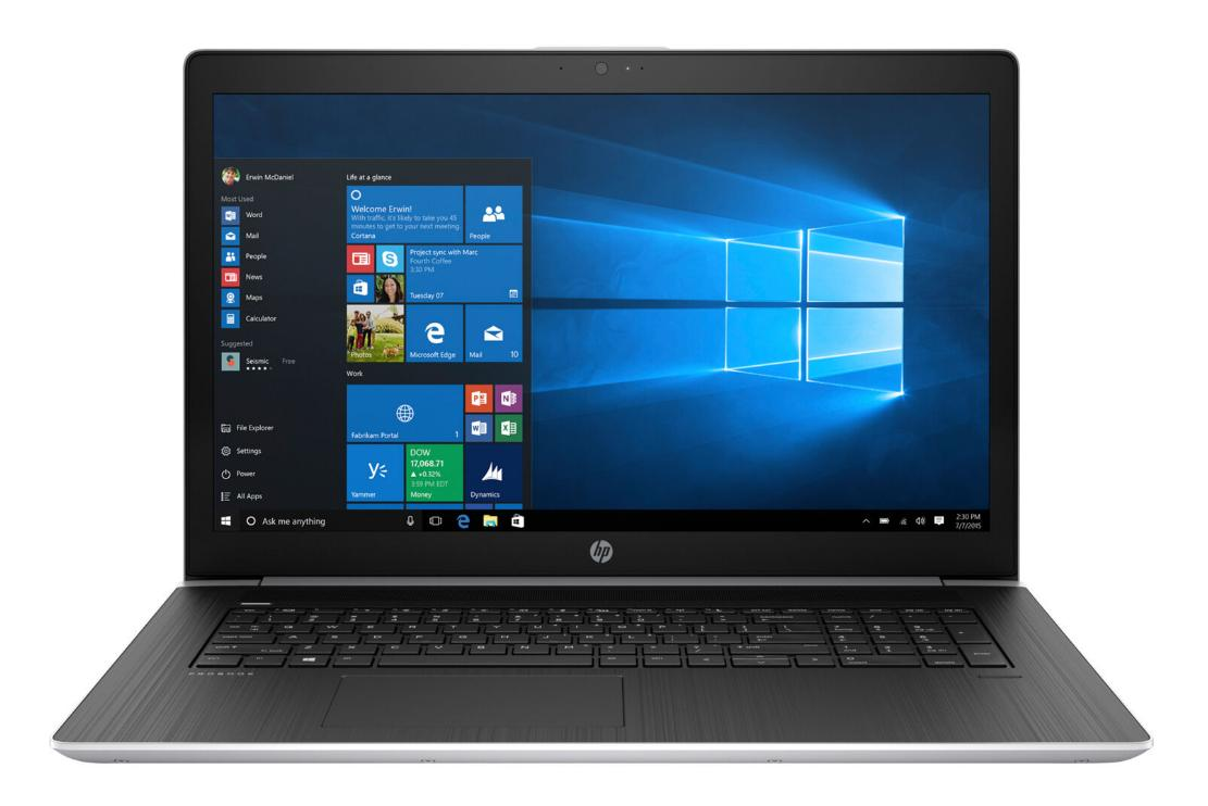 Hewlett Packard (HP) ProBook 470 G5 4QW94EA 17,3 FHD IPS, Intel i5-8250U, 8GB RAM, 256GB SSD, 930MX, Windows 10 Pro