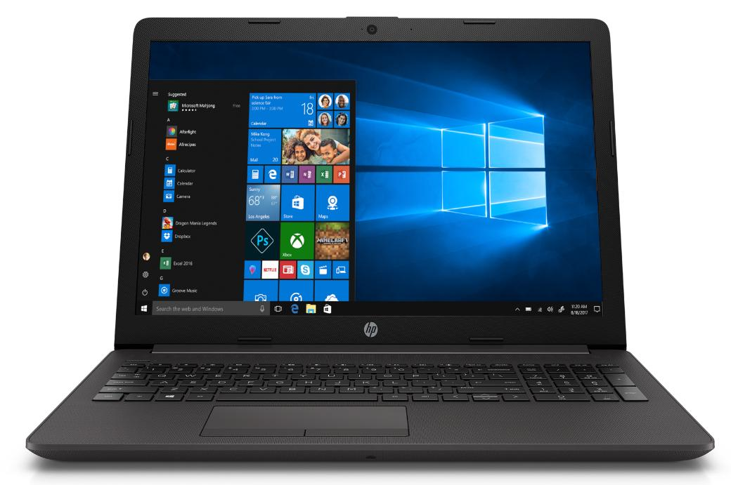 Hewlett Packard (HP) HP 255 G7 Notebook, 15.6 Zoll Full-HD, AMD Ryzen 5 2500U, 8GB RAM, 512GB SSD, DVD-Brenner, Windows 10