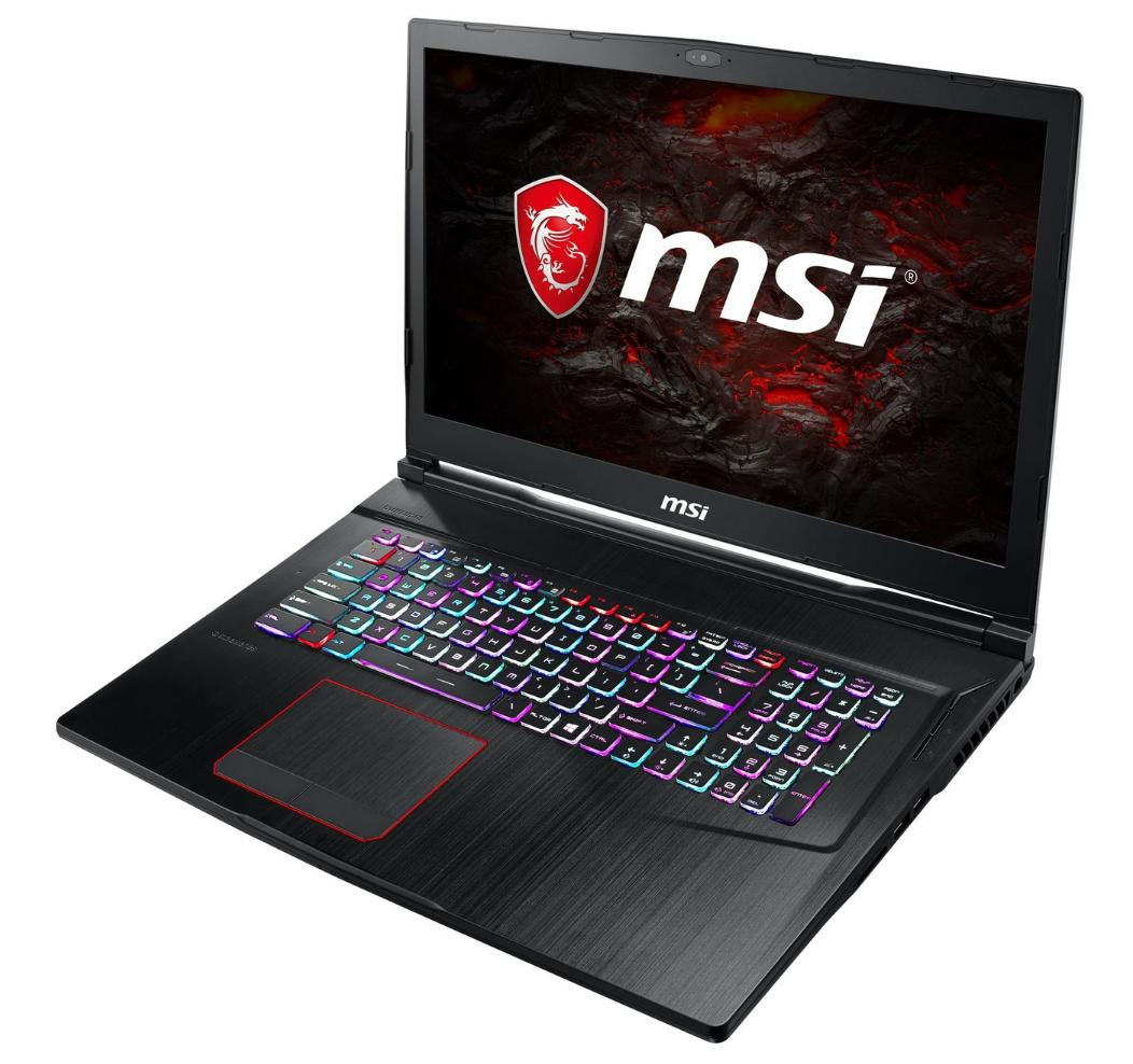 MSI GE73VR 7RF Raider Gaming Notebook, 17.3 Full-HD 120Hz 3ms, Intel Core i7-7700HQ, 16GB RAM, 1TB HDD, GeForce GTX 1070 8GB, ohne Betriebssystem