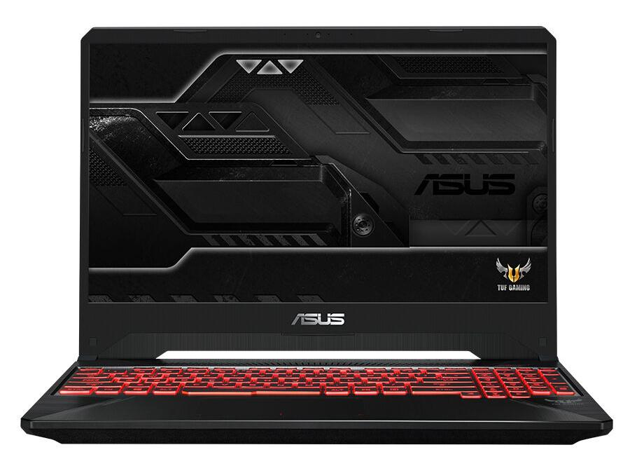 Asus TUF Gaming FX505DT-BQ331 Notebook, 15.6 Zoll Full-HD, Ryzen 5 3550H, 8GB RAM, 512GB SSD, GeForce GTX 1650, ohne Windows