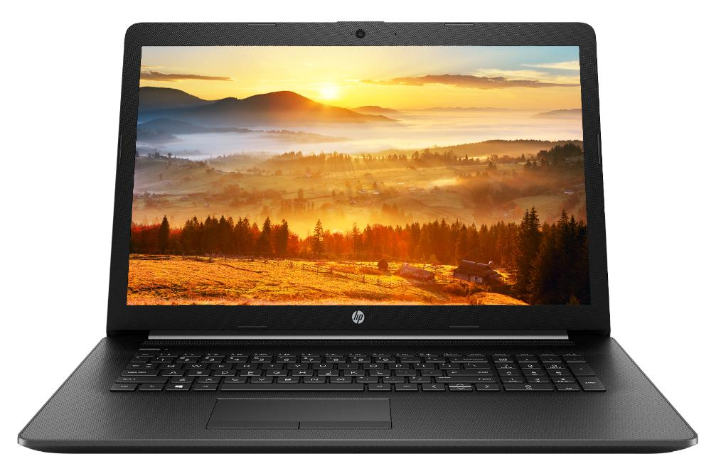 Hewlett Packard (HP) 17-by2107ng Notebook, 17.3 Zoll Full-HD IPS, Intel Core i5-10210U, 8GB RAM, 256GB SSD, DVD-Brenner, ohne Betriebssystem