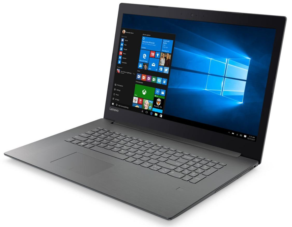 Lenovo V320-17IKBR 17.3 Zoll Full-HD IPS, Core i5-8250U, 8GB RAM, 256GB SSD, DVD-Brenner, Windows 10