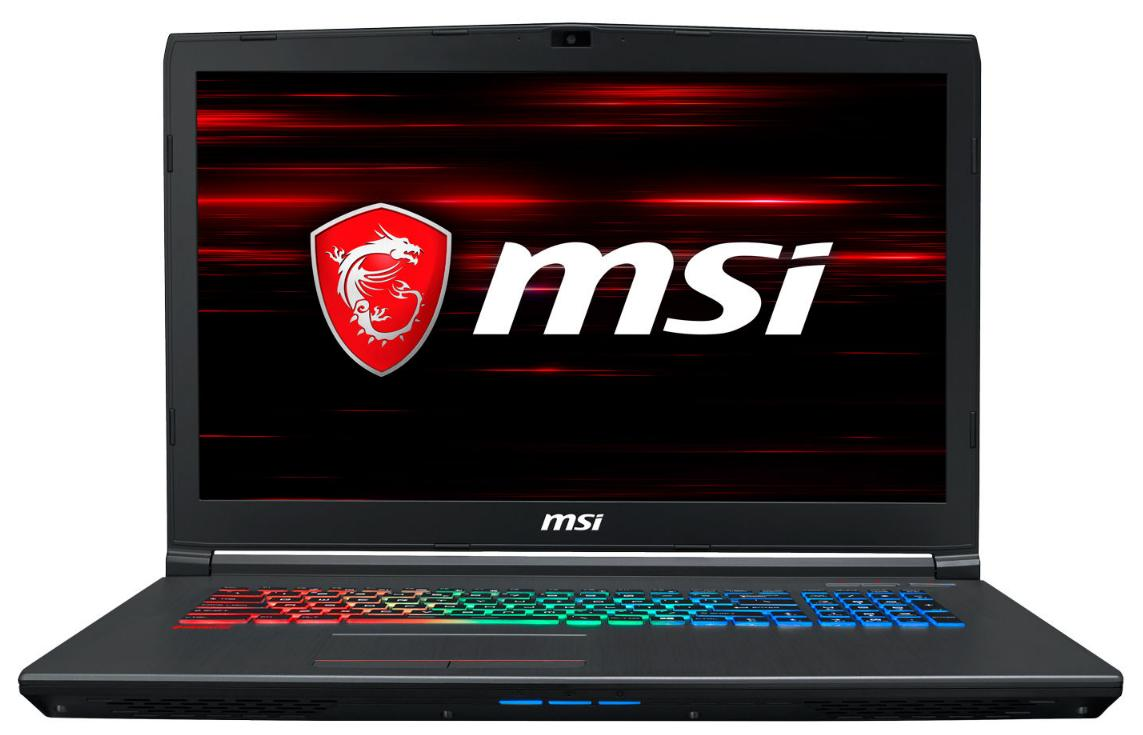 MSI GF72 8RE-032 Gaming Notebook 17,3 Full HD, Core i7-8750H, GTX 1060 6GB, 8GB RAM, 1TB Speicher, FreeDOS