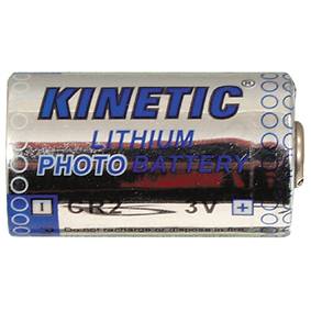 Kinetic Lithium-Batterie CR2 3 V 1-Blister