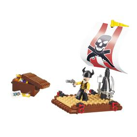 Sonstige Bausteine Pirate Serie Piraten-Floss