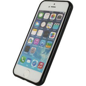 Mobilize Telefon Geletui Apple iPhone 5 / 5s / SE Schwarz