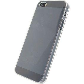 Mobilize Telefon Geletui Apple iPhone 5 / 5s / SE Transparent