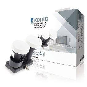 König LNB Single Monoblock 6 Grad 1.1 dB