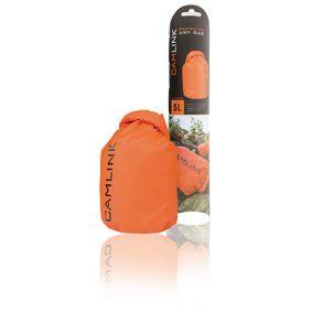 Sonstige Outdoor Dry Bag Orange/Schwarz 5 l