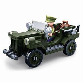 Sonstige Bausteine WWII Serie GAZ-67 Allied Light Truck