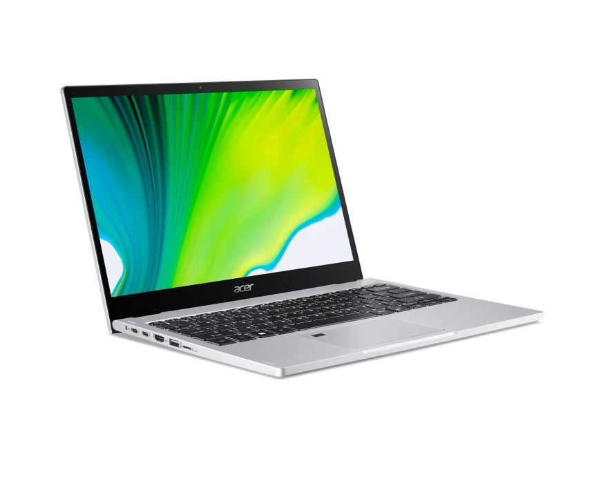 Acer Spin 3 (SP313-51N-55ED) 13,3 Ultra HD IPS Touch, Intel i5-1135G7, 16GB RAM, 512GB SSD, Windows 10