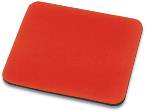 Ednet Mouse Pad 3mm  ROT