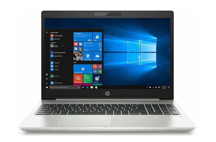 Hewlett Packard (HP) ProBook 455R G6 Notebook, 15.6 Zoll Full-HD IPS, AMD Ryzen 5 3500U, 8GB RAM, 256GB SSD, Windows 10 Pro