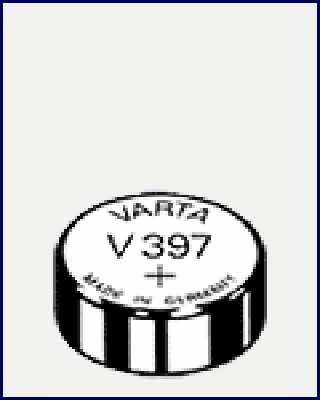 Varta V 397 Watch, 1 Stk.