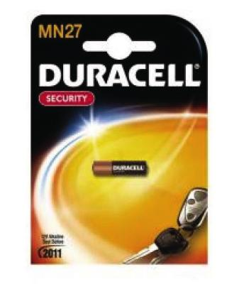 Duracell MN27 Batterie, 1 Stk., Security