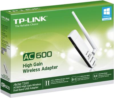 TP-Link Archer T2UH AC600 WLAN Dual Band USB Adapter