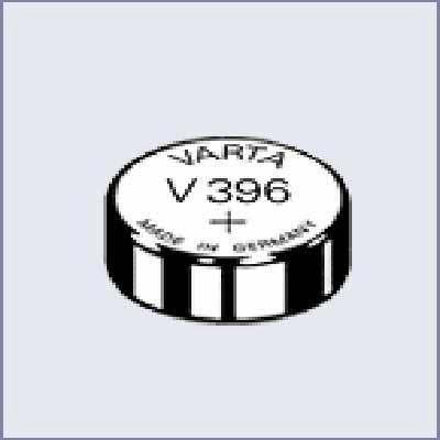 Varta V 396 Watch Packungsinhalt: 1