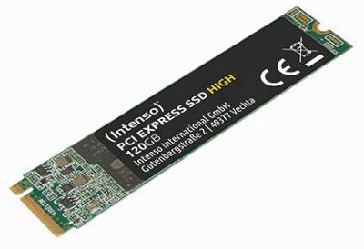 Intenso SSD 120GB PCI Express (PCIe) HIGH PERFORMANCE