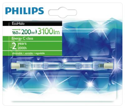 Philips ECOHALO STAB 160W R7S 118mm