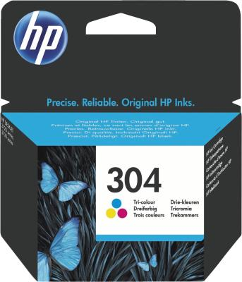 Hewlett Packard (HP) Tinte Nr. 304 [color]