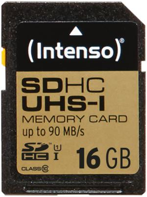 Intenso SD Card 16GB UHS-I Professional