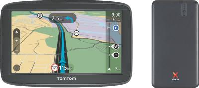 TomTom START 42 EU49 T + Xtorm Power Bank 5000 Pocket