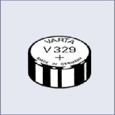 Varta V 329 Watch