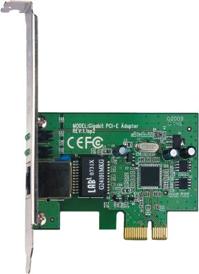 TP-Link TG-3468 V2.0 Gigabit PCI Express Network Adapter