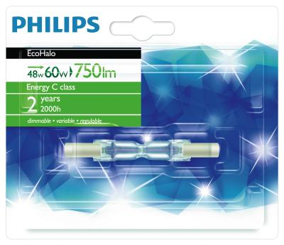 Philips ECOHALO STAB 48W R7S 78mm