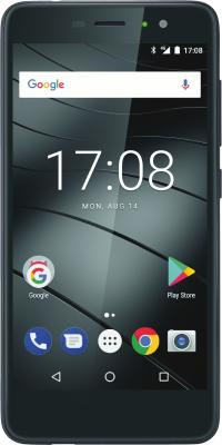 Gigaset GS170 16GB, 5 Zoll, LTE, 13MP, Android 7.0 [schwarz]