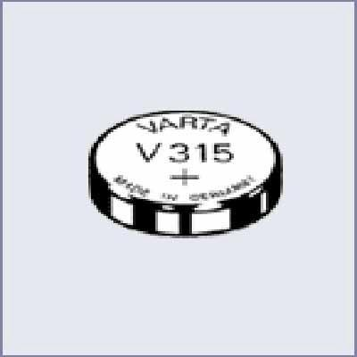 Varta V 315 Watch