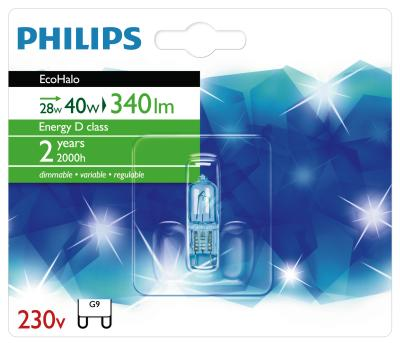 Philips ECOHALO CLICK 28W G9 k