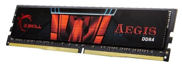 G.Skill DDR4 16GB PC 2400 CL15     (1x16GB) 16GIS  Aegis  4