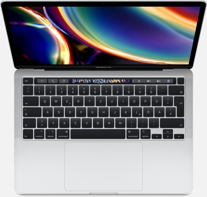 "Apple MacBook Pro mit Touch Bar 1.4GHz Quad-Core i5, 8GB, 256GB 13"", silber"