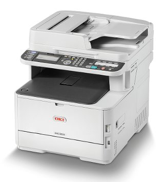 Oki MC363dn A4 Farb-Multifunktionsdrucker